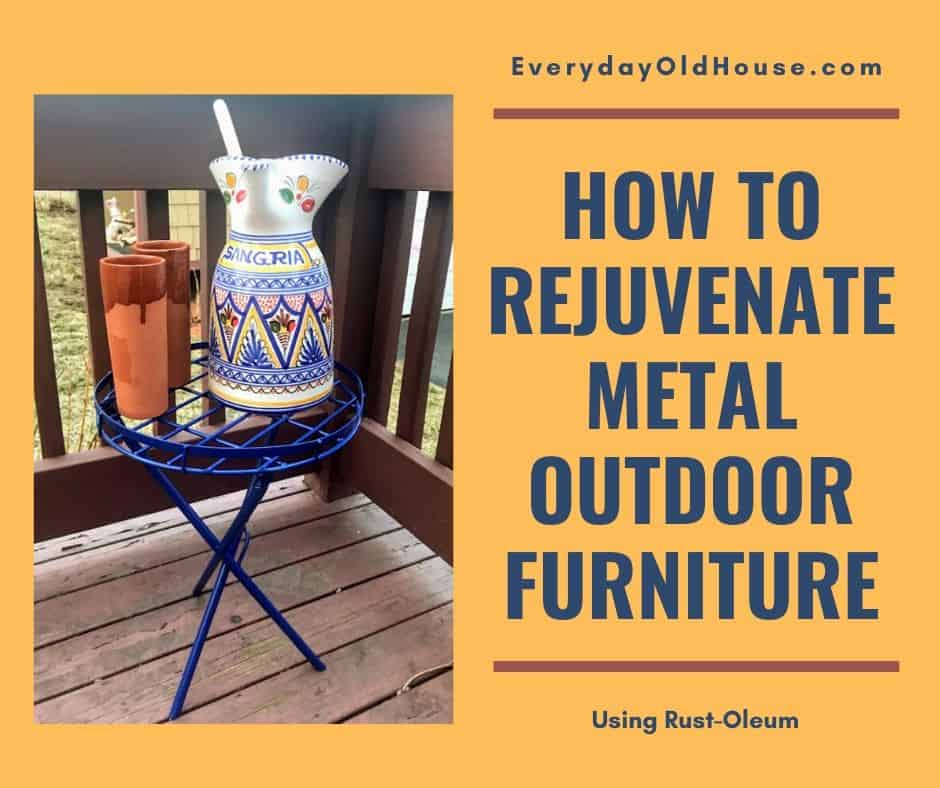 Rust Oleum Spray Paint, Best Spray Paint For Metal Outdoor Chairs